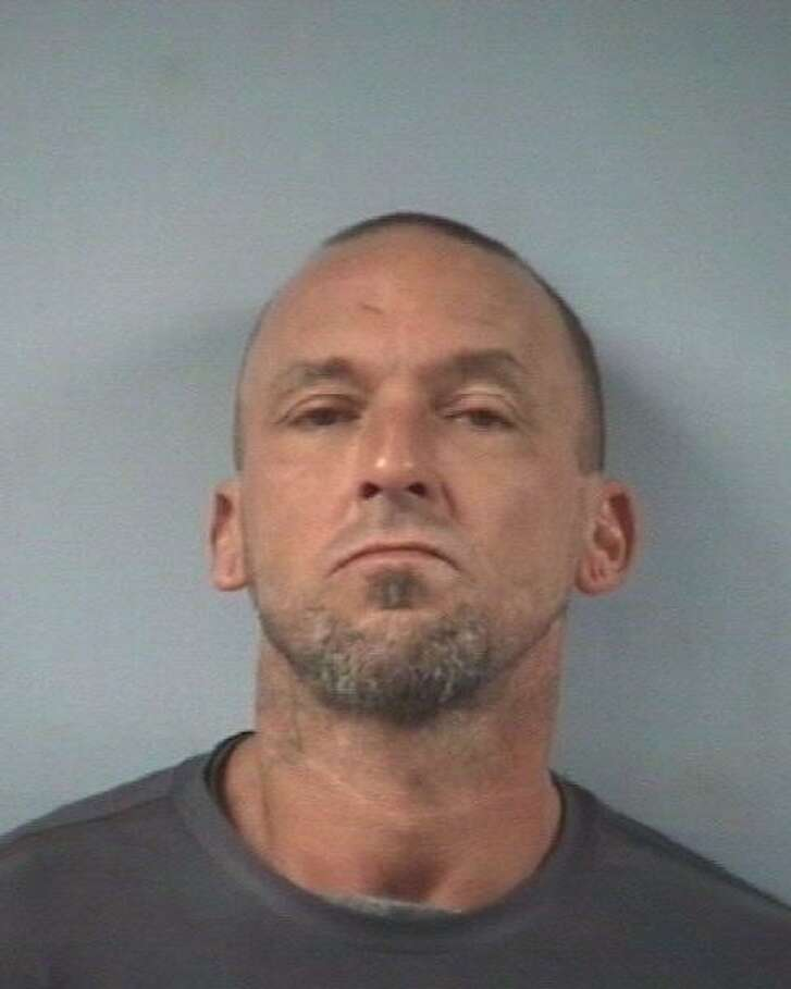 Brian Henry Hord, 42, of La Porte has been charged in connection with robbery of a bank in a Friendswood grocery store.