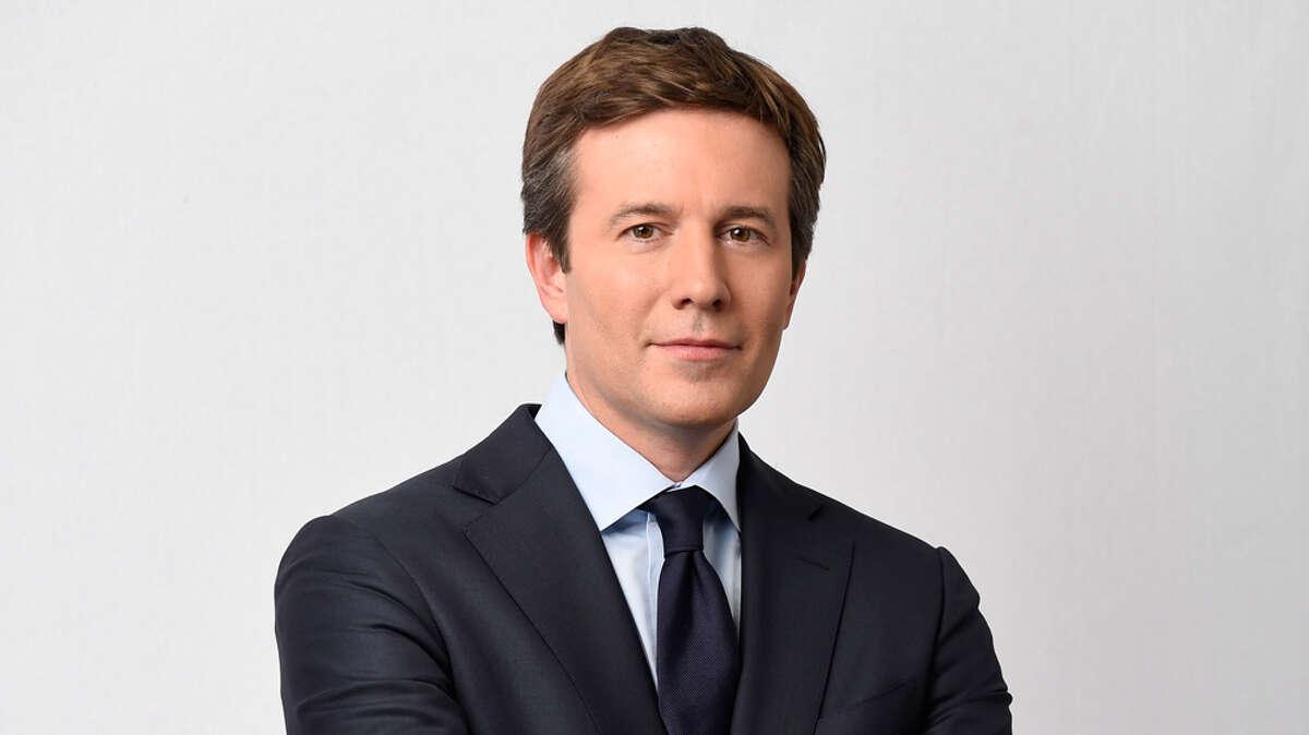 'The CBS Evening News' anchor Jeff Glor
