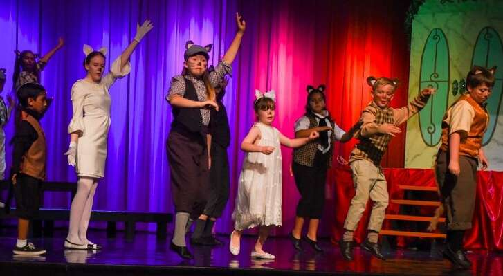 """Pitch Me This Productions' """"Barnyard Follies"""" at Gloria Dei Lutheran Church features a cast of young performers."""