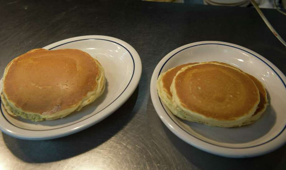 File photo of pancakes. Tim Fischer/Reporter-Telegram Photo: Tim Fischer / Midland Reporter-Telegram