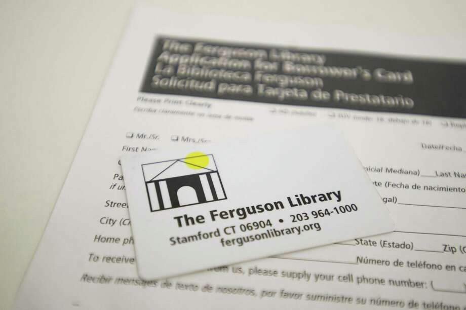 Stamford Library Removes Gender Question From Card Applications