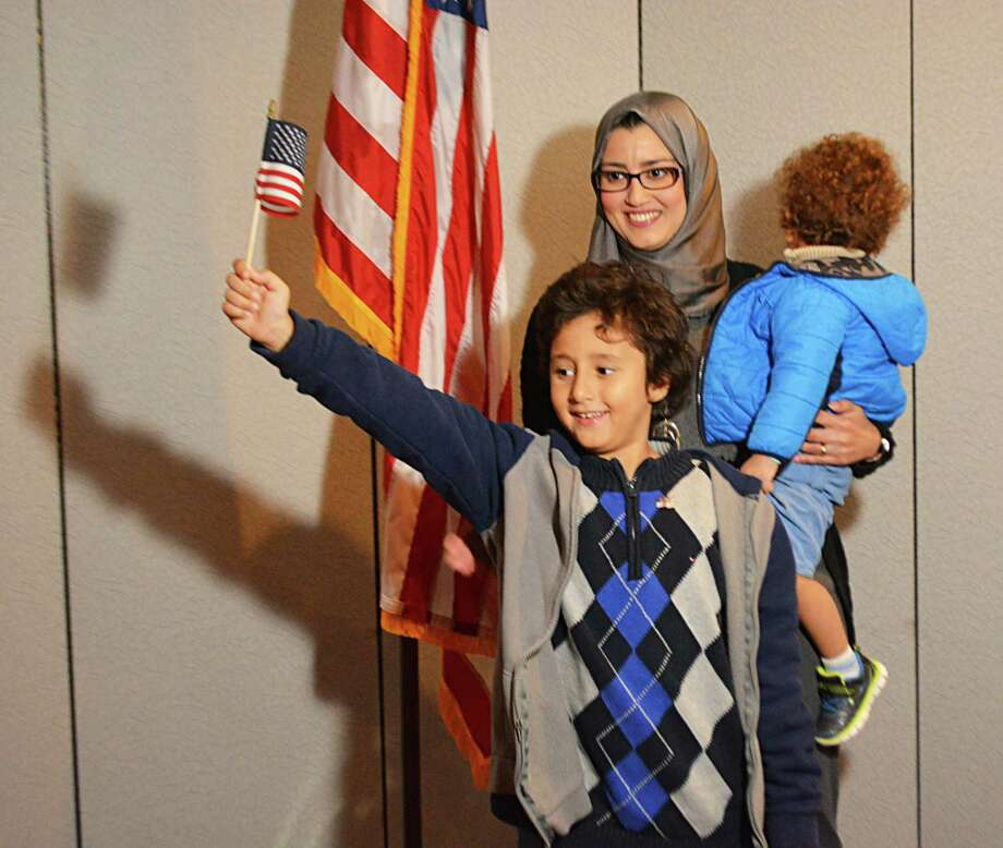 Citizenship: 52 New Americans From 29 Countries Take Oath Of