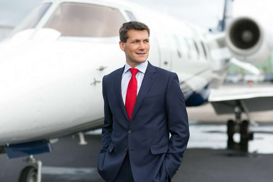 PrivateFly cofounder Adam Twidell. Photo: PrivateFly