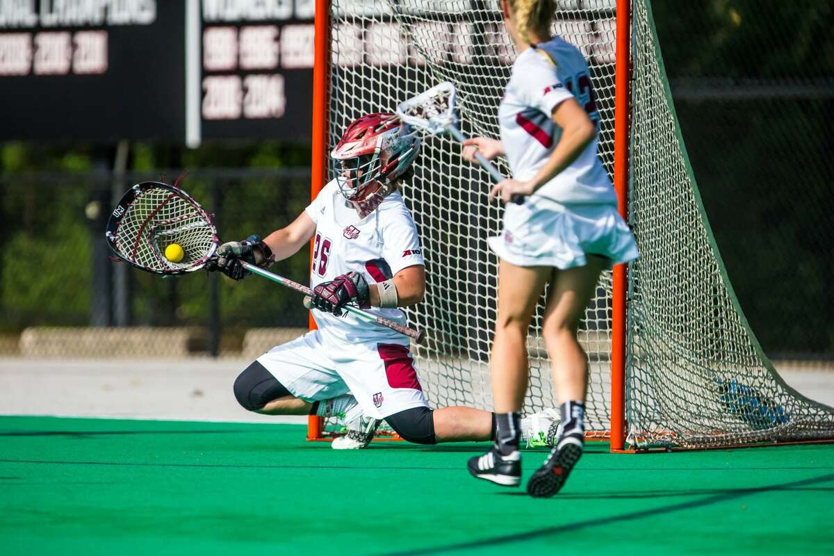 Rachel Vallarelli, who played lacrosse at the University of Massachusetts and competes for the Baltimore Ride at the professional level, was recently hired as girls lacrosse coach at Greenwich High School.