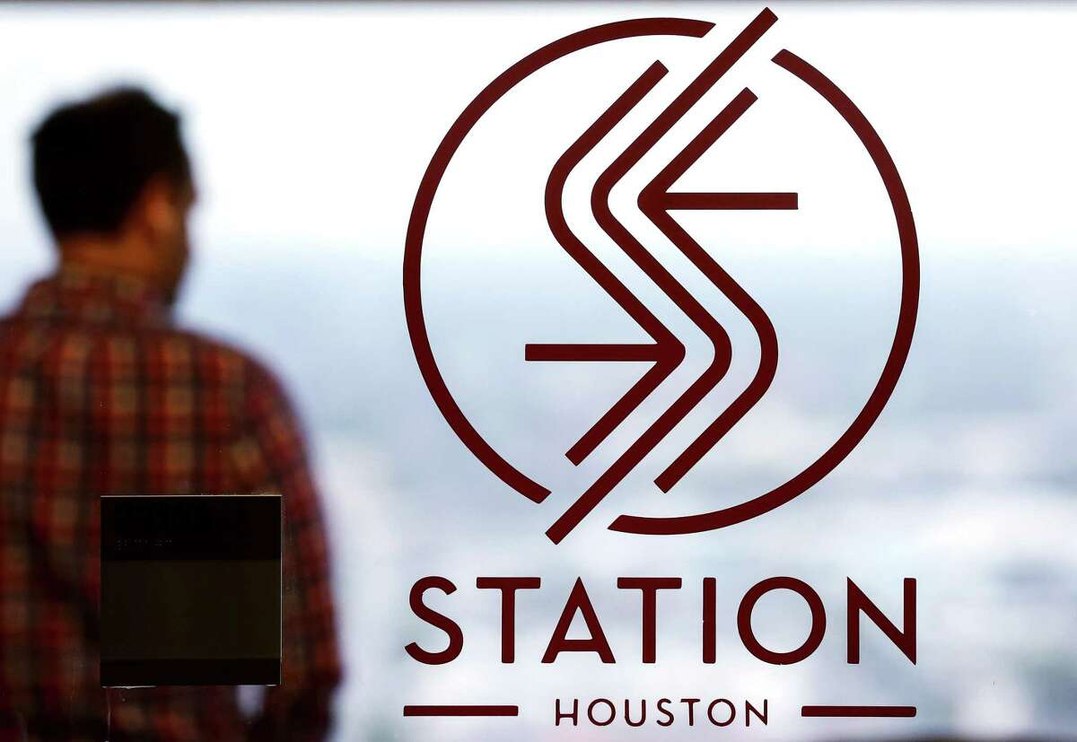The offices of Station Houston are seen, Wednesday, March 1, 2017, in Houston.