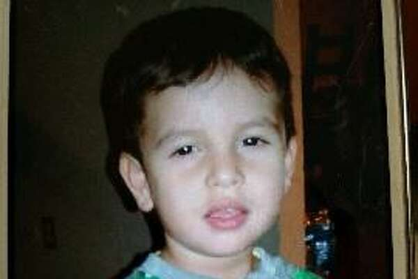 Jefferson Ramos-Franco, 2, is missing.