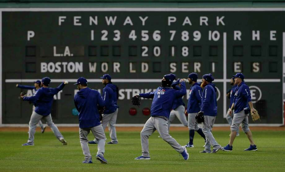 World Series Game 1 to be cold one for Dodgers, Red Sox - The Hour on