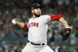 Bethel native Matt Barnes has become a crucial part of the Red Sox bullpen on their way to 108-regular season wins and a spot in the World Series.