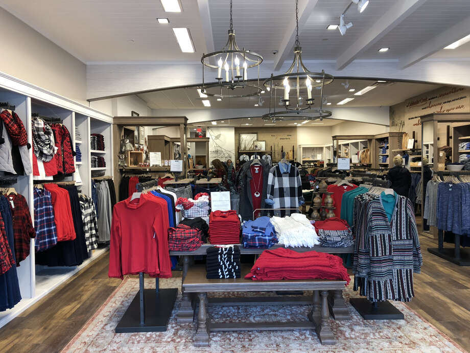 Coldwater Creek is having a grand opening of its Friendswood store at Baybrook Mall. Pictured is another location's sales floor.  Continue to see a retailers who are staffing up for the holidays.  Photo: Coldwater Creek