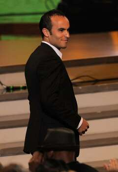 United States soccer team member Landon Donovan is seen at the ESPY Awards on Wednesday, July 14, 2010 in Los Angeles. (AP Photos/Chris Pizzello) Photo: Chris Pizzello