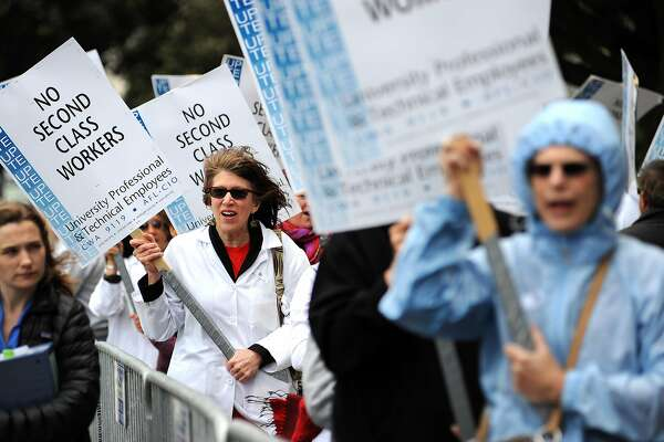UCSF delays over 4,000 appointments ahead of union strike