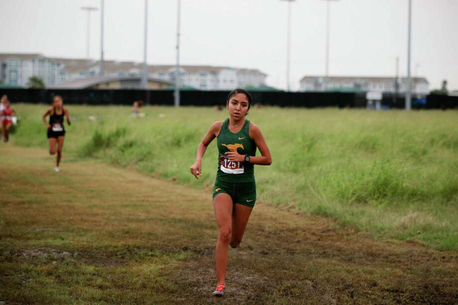 Despite jumping up a classification this season, Nixon's Alexa Rodriguez clinched a second straight regional title. Photo: Courtesy Photo
