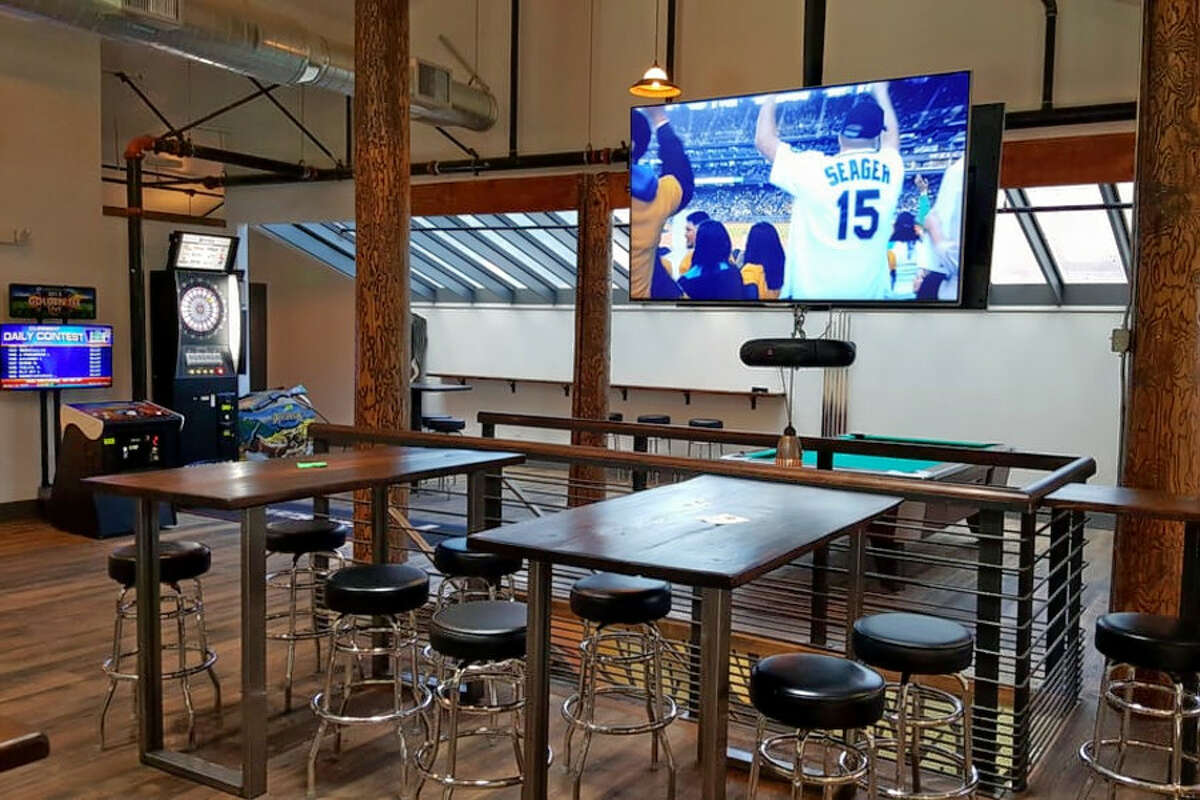 Hellbent Brewing The Lake City brewery boasting seven large televisions is opening its doors at 11:30 a.m. to pour up 64-ounce pitchers for $19. Of course, the television volume will be turned up, and food trucks will dole out nibbles along the way.