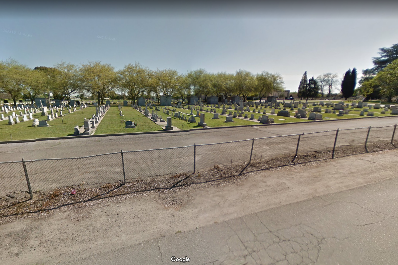 Halloween Event At Stockton Cemetery Draws Ire Sfchronicle Com