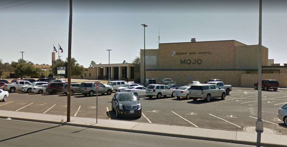 A Permian High School student was arrested after authorities found a gun  and drugs in his backpack.