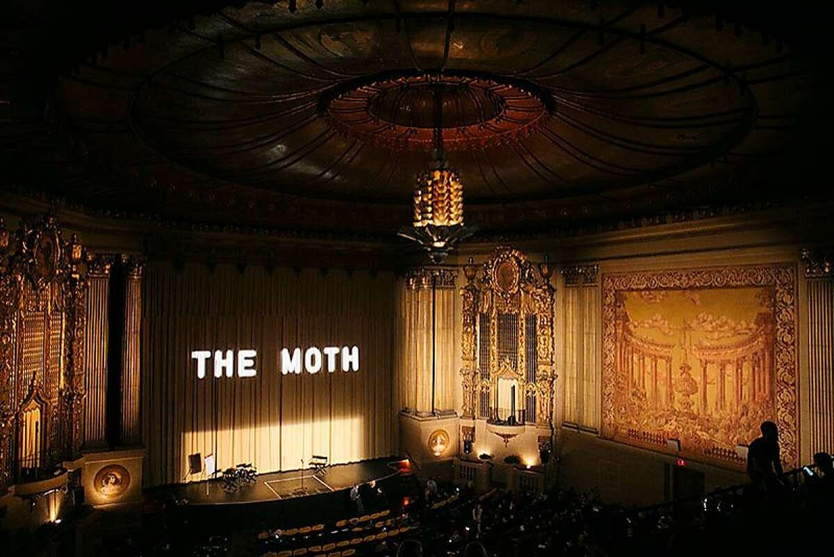 Castro Theatre, site of The Moth GrandSLAM