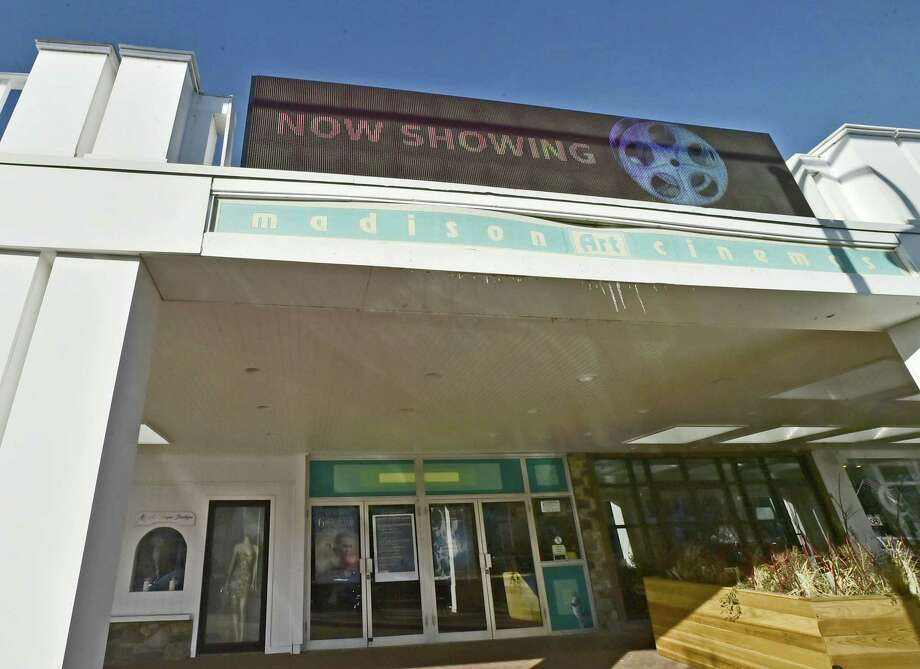 Madison, Connecticut - Wednesday, January 31, 2018: Madison Art Cinemas, of downtown Madison, has a new high-resolution full color digital LED marquee.The digital sign, that can display motion graphics, has a price tag of $30,000 plus ancillary costs. Cinema owner Arnold Gorlick says that climbing a 12-foot ladder and putting up lettering by hand on the old Marquee has become a task, especially in poor weather conditions. Photo: Peter Hvizdak / Hearst Connecticut Media / New Haven Register