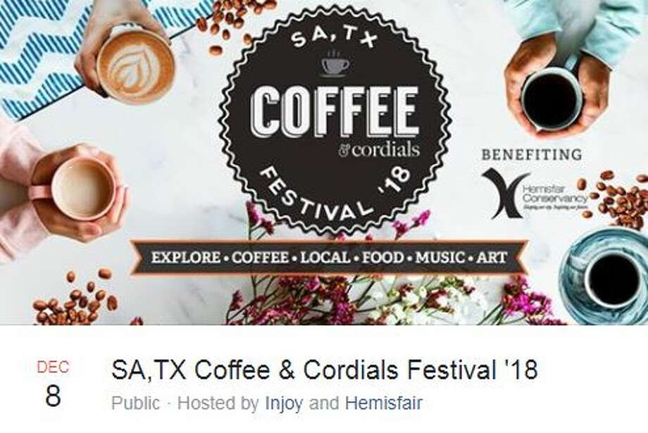 Injoy is hosting a Coffee and Cordials event at HemisFair on Dec. 8, 2018. Photo: Facebook Screengrab