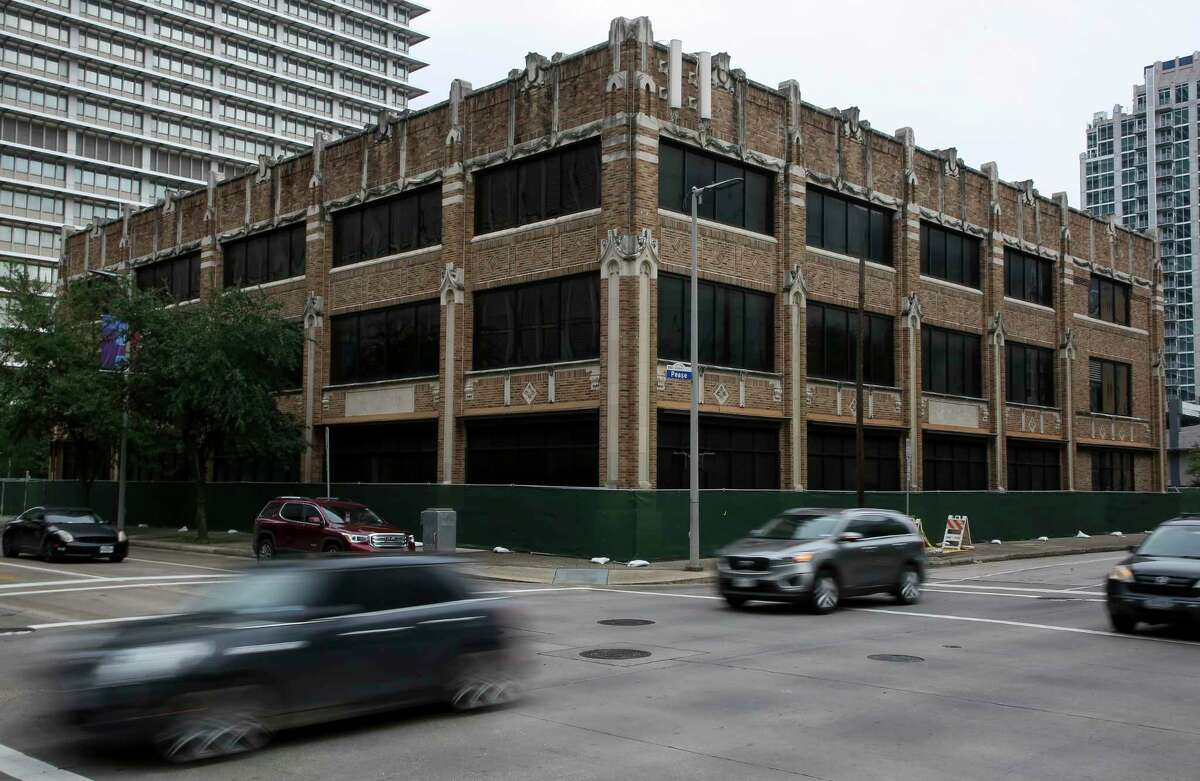 PHOTOS: The buildings that Houston has saved to live another day The historic downtown building that used to house the Houston Press could be demolished soon, according property owner Chevron. >>>See some of the buildings in Houston that have been repurposed for new development...