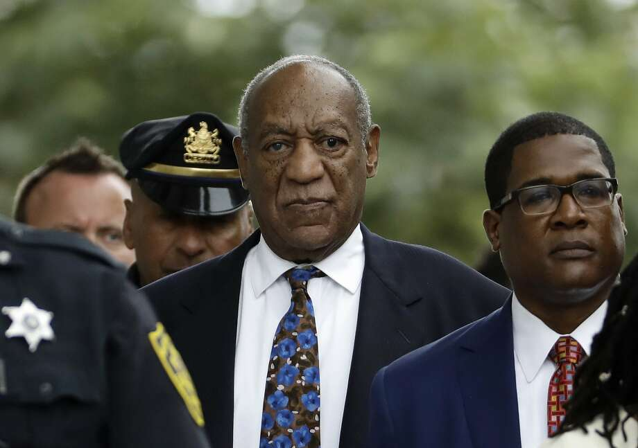 FILE - In this Sept. 24, 2018, file photo, Bill Cosby departs after a sentencing hearing at the Montgomery County Courthouse in Norristown, Pa. Photo: Matt Slocum, Associated Press