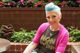 """Comedian Lisa Lampanelli's storytelling show, """"Lisa Lampanelli's Losin' It!,"""" is making its worldwide debut with two performances at the Fairfield Theatre Company Nov. 3."""