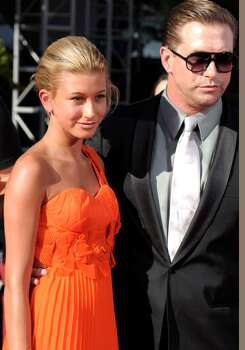 Hailey Baldwin, left, and Stephen Baldwin arrive at the ESPY Awards on Wednesday, July 14, 2010 in Los Angeles. (AP Photo/Dan Steinberg) Photo: Dan Steinberg