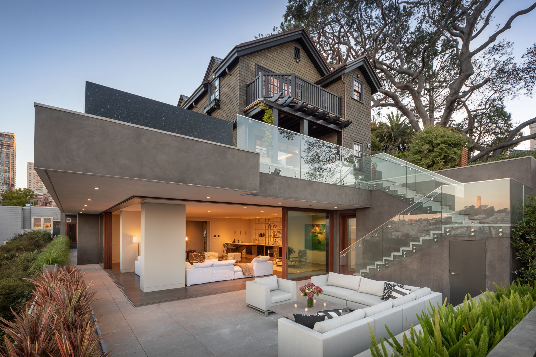 Inside san francisco 39 s most expensive home ever with an - How to take interior photos for real estate ...