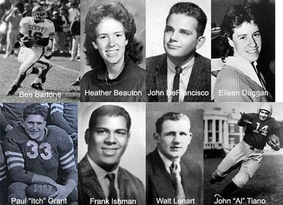 8 to be inducted in Derby High School Athletic Hall of Fame Photo: Contributed