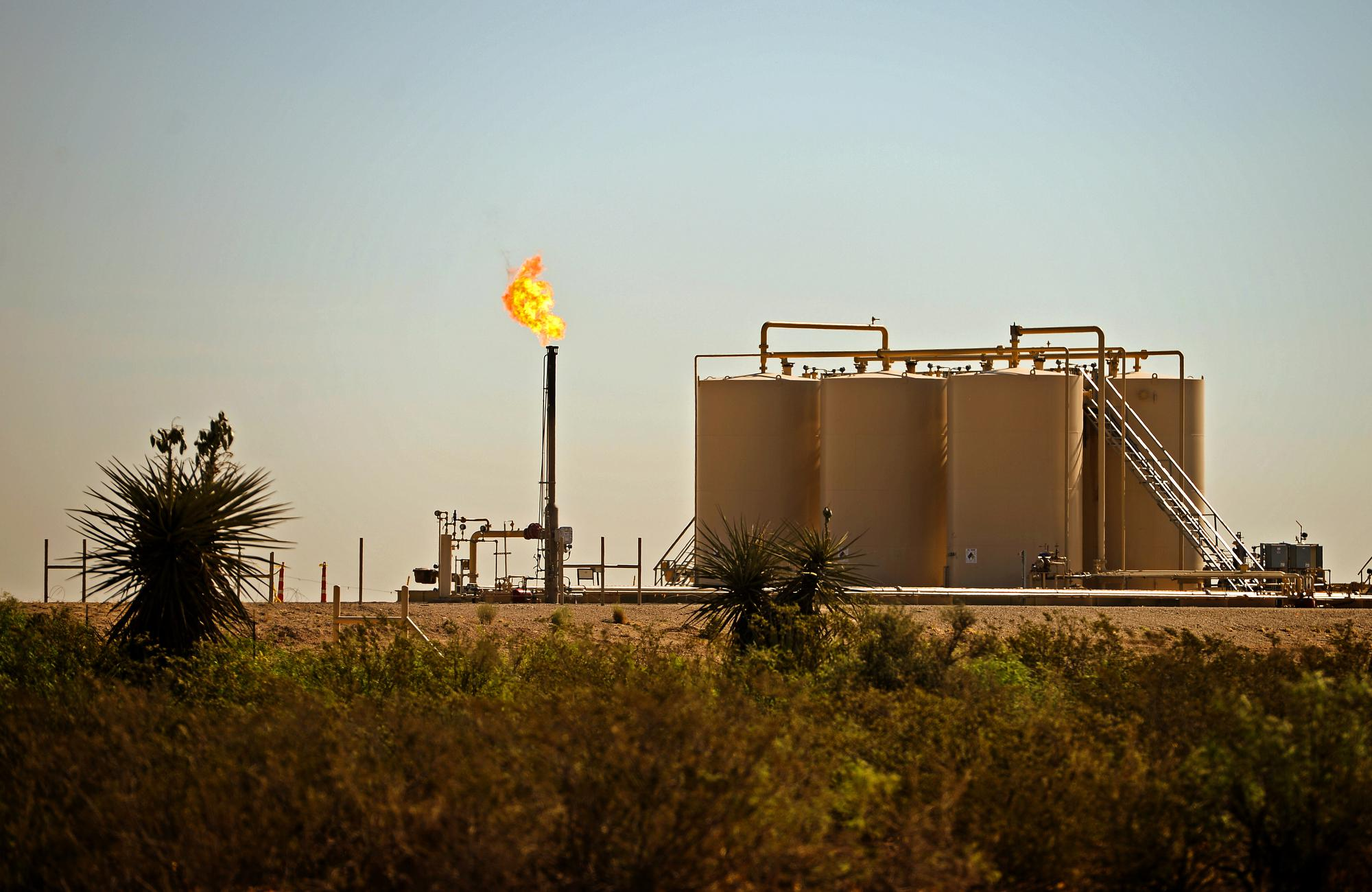 Study: Fracking responsible for rising methane levels in atmosphere