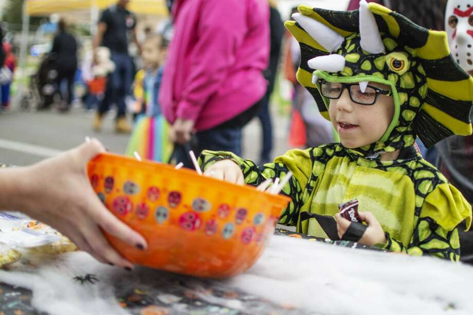 Trunk or Treat, 6 p.m  Friday., America's Storage Center, 4011 N. Midland Drive.  Photo: City Of Midland