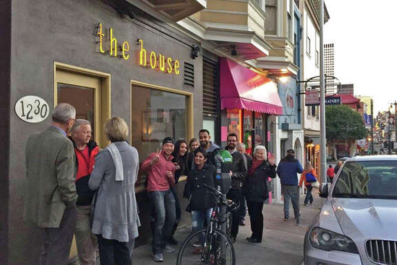 The House, an Asian fusion eatery, is among Yelp's top 10 restaurants in San Francisco.