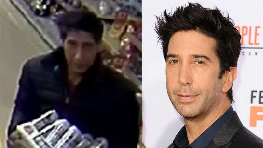'Friends' star reacts to lookalike beer thief