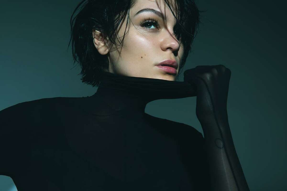 Jessie J is on her first-ever U.S. tour.