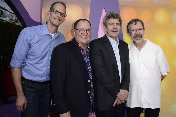 Animation pioneer Ed Catmull, co-founder of Pixar, to retire