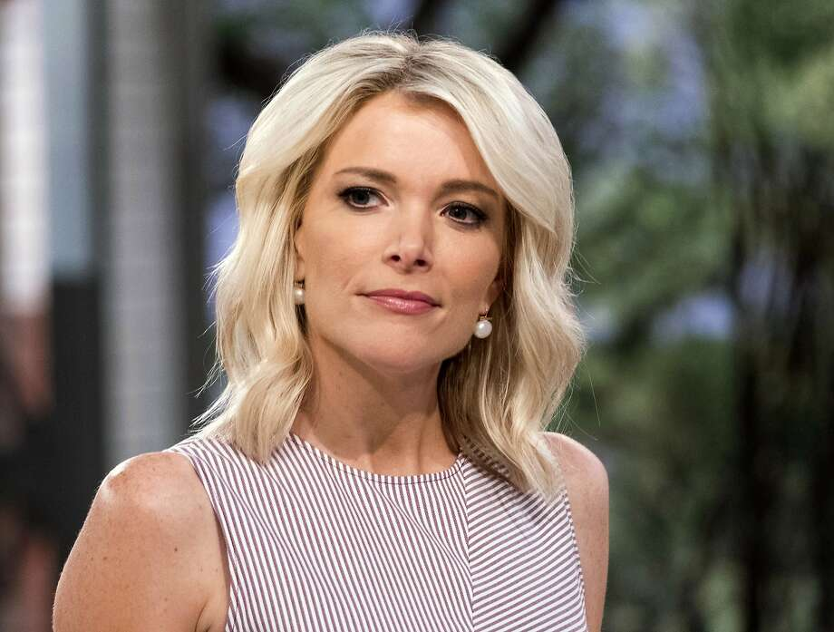 "This Sept. 21, 2017 file photo shows Megyn Kelly on the set of her show, ""Megyn Kelly Today"" at NBC Studios in New York. Kelly is apologizing to her NBC News colleagues for questioning why dressing up in blackface for a Halloween costume is wrong. She faced a swift backlash for her morning show segment on Tuesday, Oct. 23, 2018, and wrote later that she realized that such behavior is wrong. She says she's never been a ""PC"" kind of person, but does understand that she needs to be more sensitive on issues of race and ethnicity. Photo: Charles Sykes, Associated Press"