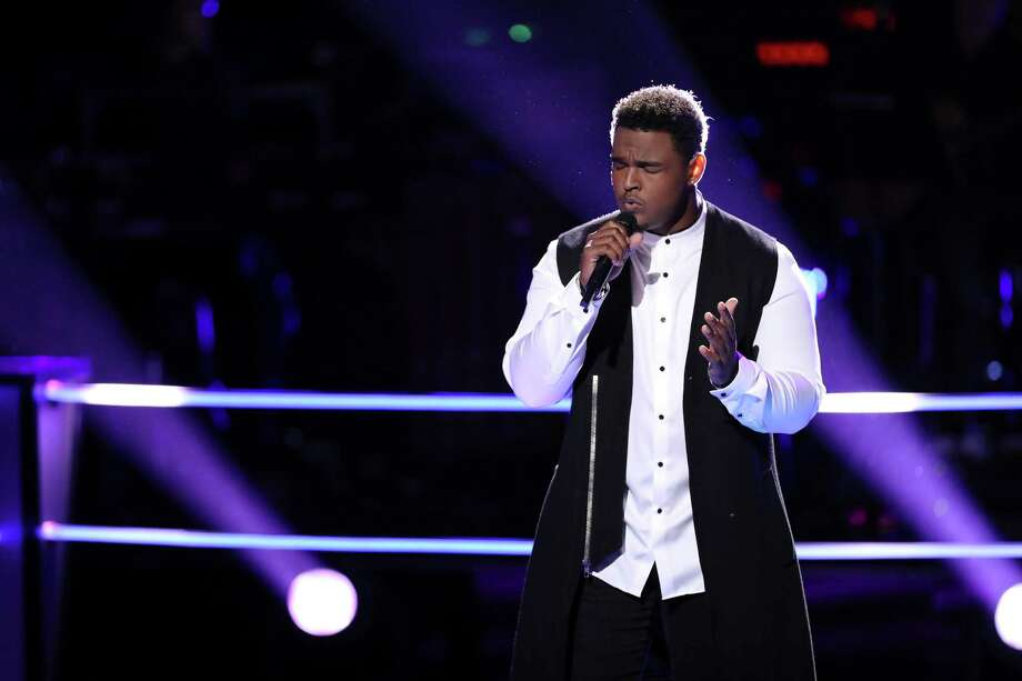 DeAndre Nico from Port Arthur is a favorite on The Voice. Photo: NBC / 2018 NBCUniversal Media, LLC