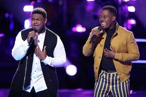 DeAndre Nico from Port Arthur is a favorite on The Voice.