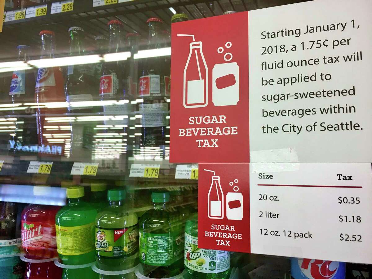 Seattle's tax on sugary beverages took effect in January, but the soda industry quickly responded to the new tax by backing a campaign to ban such taxes in the rest of the state. Statements for and against the tax have piled up as Election Day draws near, so here are some basic facts about what the tax does and doesn't do, and how the initiative could impact any future iterations.