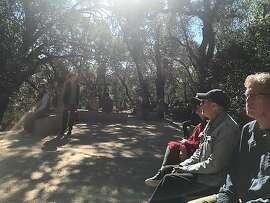 'Wittgenstein's Garden,' a Doug Hall work at the Oliver Ranch