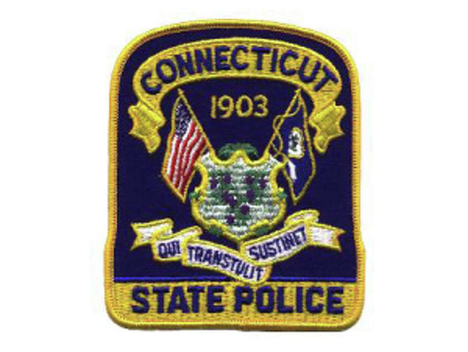 Conn. State Police patch Photo: Contributed