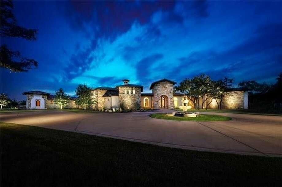Aerosmith drummer Joey Kramer is selling his rockin' home in Boerne, TX, for $3.9 million. Photo: REALTOR.com