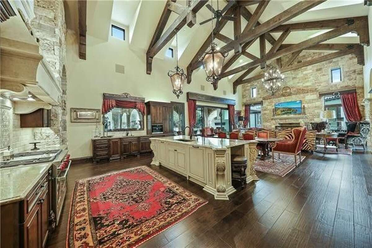 Aerosmith drummer Joey Kramer is selling his rockin' home in Boerne, TX, for $3.9 million.