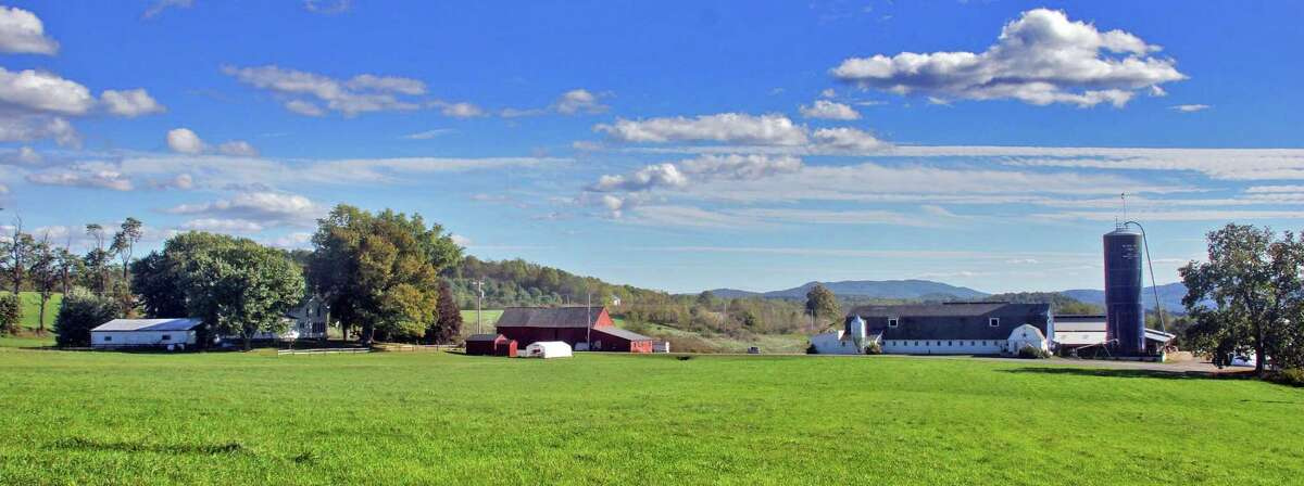 Richview Farms, near Greenwich, was preserved as farmland in perpetuity in partnership with the Agricultural Stewardship Association.