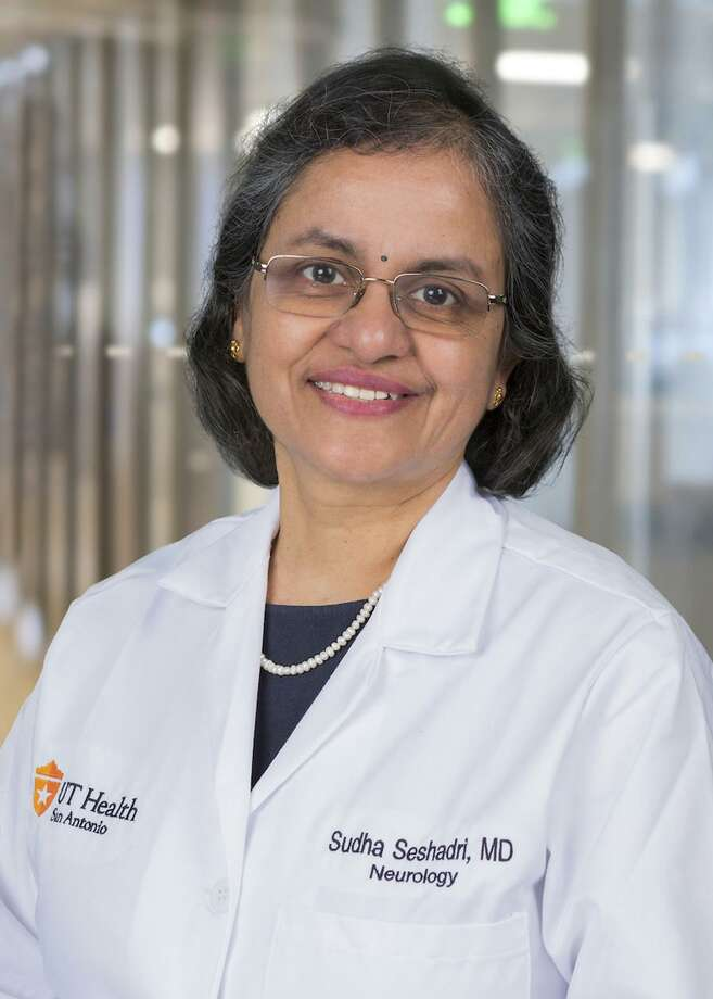Dr. Sudha Seshadri, director of the Glenn Biggs Institute for Alzheimer's and Neurodegenerative Diseases at UT Health San Antonio, contributed to the research on Alzheimer's disease. Photo: Courtesy Photo / UT HEALTH SATX 2017