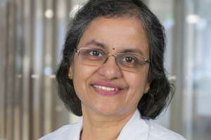 Dr. Sudha Seshadri, director of the Glenn Biggs Institute for Alzheimer's and Neurodegenerative Diseases at UT Health San Antonio, contributed to the research on Alzheimer's disease.