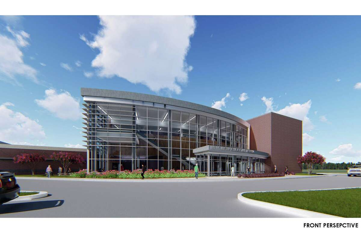Stantec presented the designs for the $39.4 million Career and Technology Center, $5.5 million Agricultural Science Center and a $12.7 million, 1,000-seat Willis High School Auditorium Wednesday to the Willis school board.