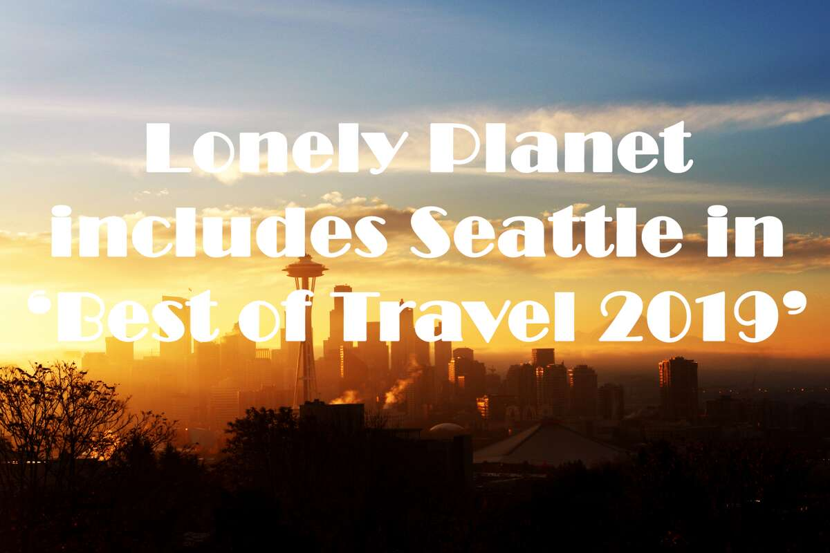 Lonely Planet has named Seattle as one of the best cities to visit in 2019. Keep clicking to see what makes Lonely Planet excited about the Emerald City.