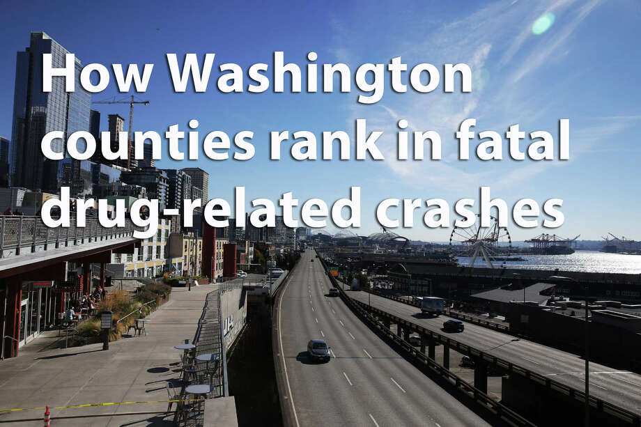 A law firm specializing in personal injury cases used State Patrol data to assess how drugs play a role in the fatal crashes in each of Washington's 39 counties. Here's how they rank in terms of how often drugs factor into each county's deadly crashes. Read on. Photo: GENNA MARTIN/SEATTLEPI.COM / SEATTLEPI.COM