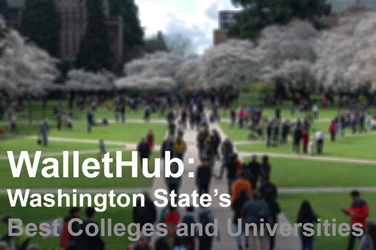 WalletHub ranked almost 1,000 universities and colleges using weighted categories. Here's their ranking of Washington state's schools. Click through to see if your old stomping grounds made the grade.