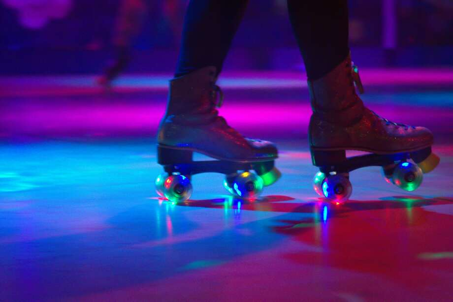 Adults 21 and over can bring their own alcohol and skate to tunes from the 70s and 80s every Thursday in November at the Car-Vel Skate Center Leon Valley. Photo: Getty Images